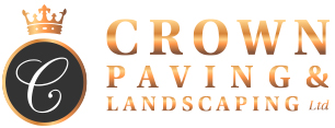 Crown Paving — Professional & Reliable Paving Logo